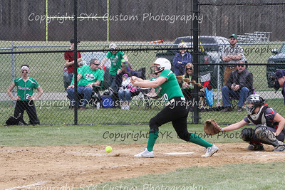 WBHS Softball vs Northwest 2-18