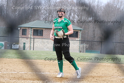 WBHS Softball vs Northwest 2-77