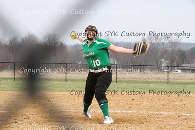 WBHS Softball vs Northwest 2-65