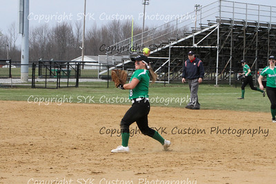 WBHS Softball vs Northwest 2-91