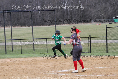 WBHS Softball vs Northwest 2-26