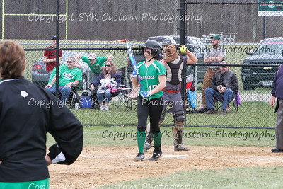 WBHS Softball vs Northwest 2-21