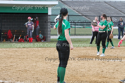 WBHS Softball vs Northwest 2-86