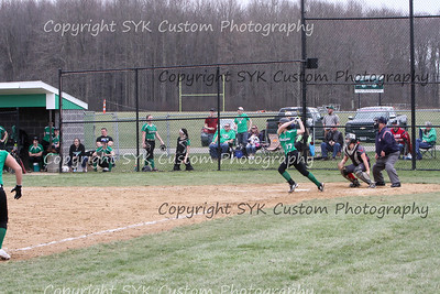 WBHS Softball vs Northwest 2-25