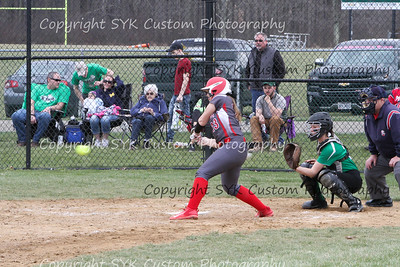 WBHS Softball vs Northwest 2-8