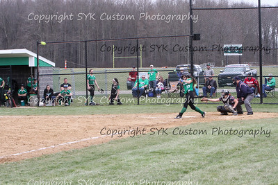 WBHS Softball vs Northwest 2-24