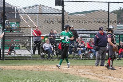 WBHS Softball vs Northwest 2-115