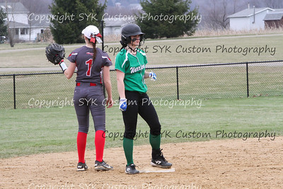 WBHS Softball vs Northwest 2-33