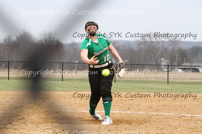 WBHS Softball vs Northwest 2-66