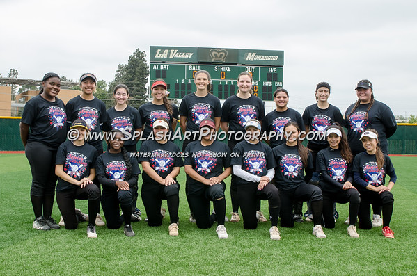 2018 City vs Valley Senior All-star softball game