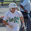 2018 Eagle Rock Softball vs Chavez