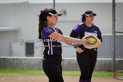 2018 Softball Eagle Rock vs Chavez 14May2018