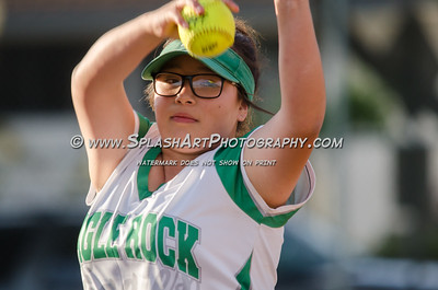 2018 Softball Eagle Rock vs Coronado  15Mar2018