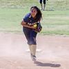 2018 Eagle Rock Softball vs Franklin Panthers