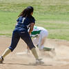 2018 Eagle Rock Softball vs Franklin Panthers