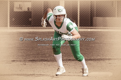 2018 Softball Eagle Rock vs Hoover 31Mar2018