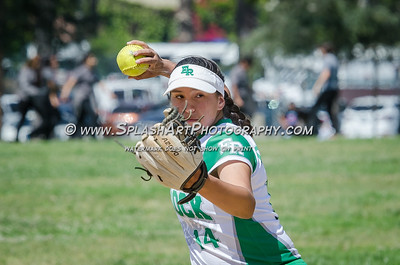 2018 Softball Eagle Rock vs Lincoln 26Apr2018