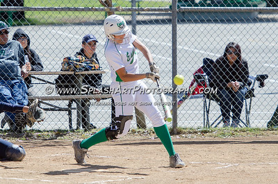 2018 Softball Eagle Rock vs Marshall 16Apr2018