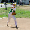 2018 Eagle Rock Softball vs Palisades Dolphins