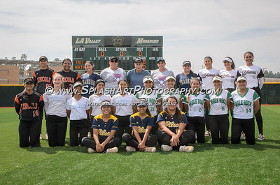 2018 Softball Futures All-Star Game 29May2018