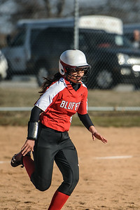 3-23-18 BHS softball vs Wapak (home)-47