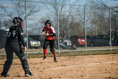 3-23-18 BHS softball vs Wapak (home)-56