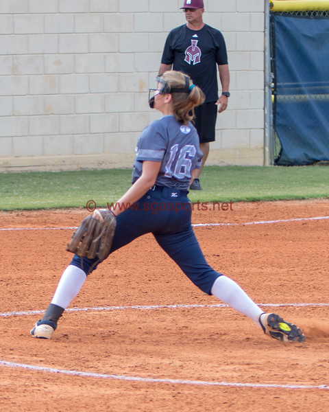 Coffee vs Tift County Softball 2018