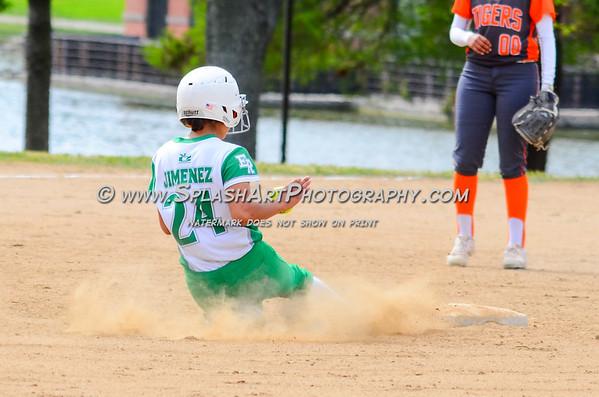 2019 Eagle Rock Softball vs Lincoln Tigers