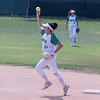 2019 Eagle Rock softball vs Roosevelt Rough Riders