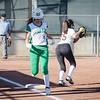 2019 Eagle Rock Softball vs South Pasadena