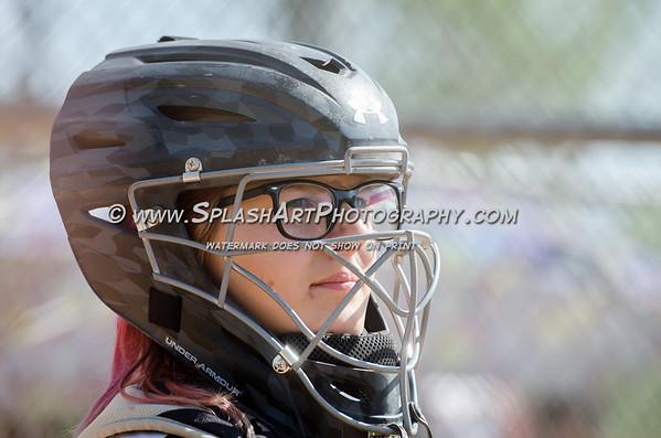 2019 Eagle Rock Softball vs Sotomayor Wolves