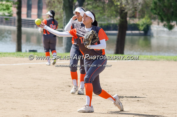 Lincoln Tigers Softball vs Sotomayor Wolves