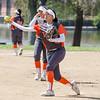 Lincoln Tigers Softball vs Sotomayor Wolves
