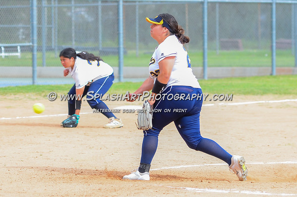 2019 Franklin Panthers softball vs Wilson Mules