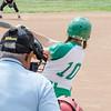 2019 JV Eagle Rock Softball vs Sotomayor Wolves