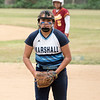 2019 Marshall Softball vs Roosevelt Rough Riders