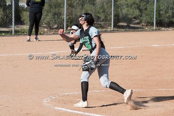 Eagle Rock Softball vs Arleta Mustangs