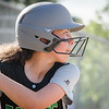 Eagle Rock Softball vs L.A. College Prep
