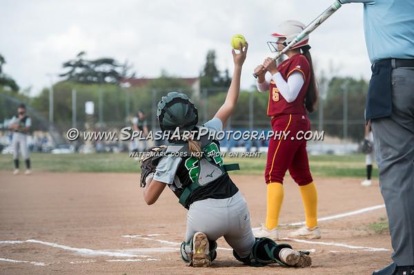 Eagle Rock Softball vs Roosevelt
