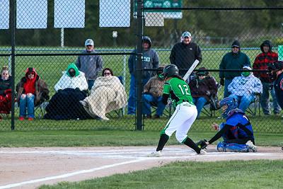 WBHS Softball vs Ravenna-18