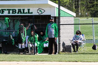 WBHS Softball vs Ravenna-9