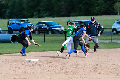 WBHS Softball vs Ravenna-21