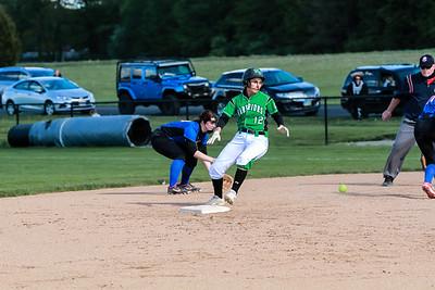 WBHS Softball vs Ravenna-23