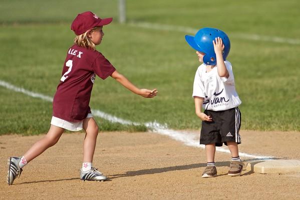 6-17 game K Softball