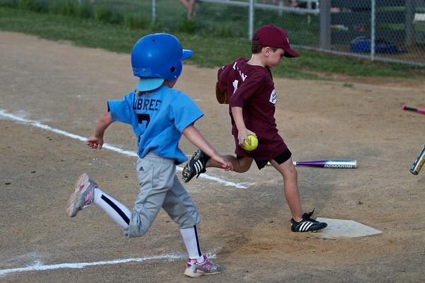7/12 Game K Softball