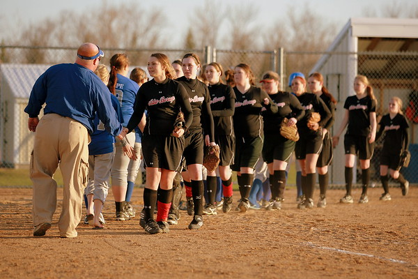 Ada-Borup softball vs. NCW-Hillsboro 5-3-11