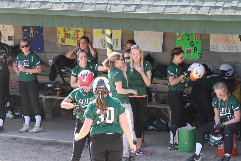 BE Varsity Softball WIN vs Biddeford 281