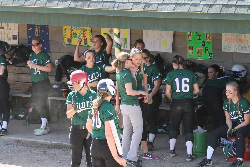 BE Varsity Softball WIN vs Biddeford 280