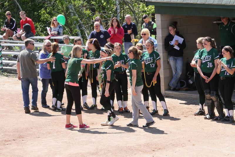 BE Varsity Softball WIN vs Biddeford 031