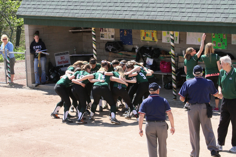 BE Varsity Softball WIN vs Biddeford 068